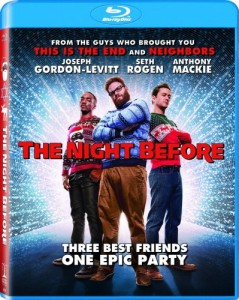 The Night Before Blu-Ray - 10226260
