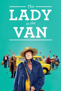 The Lady in the Van DVD - 10226259