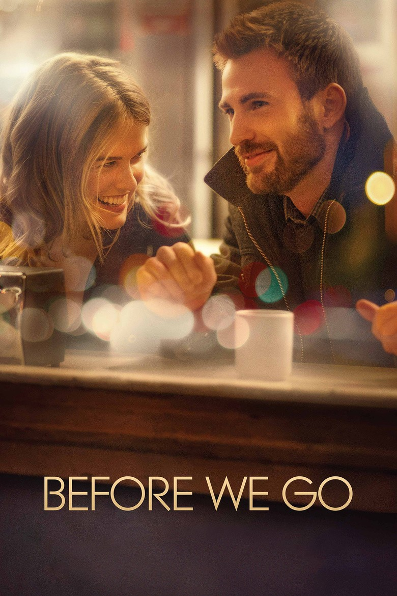 Before We Go DVD - 10226232