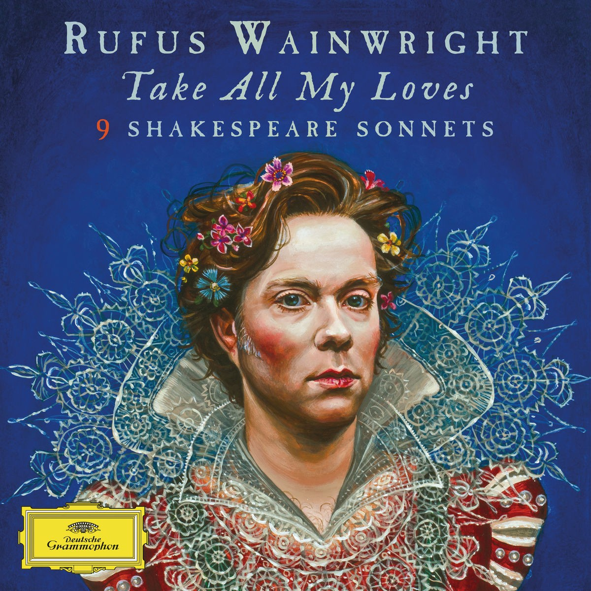 Rufus Wainwright - Take All My Loves - 9 Shakespeare Sonnets CD - 00289 4795508