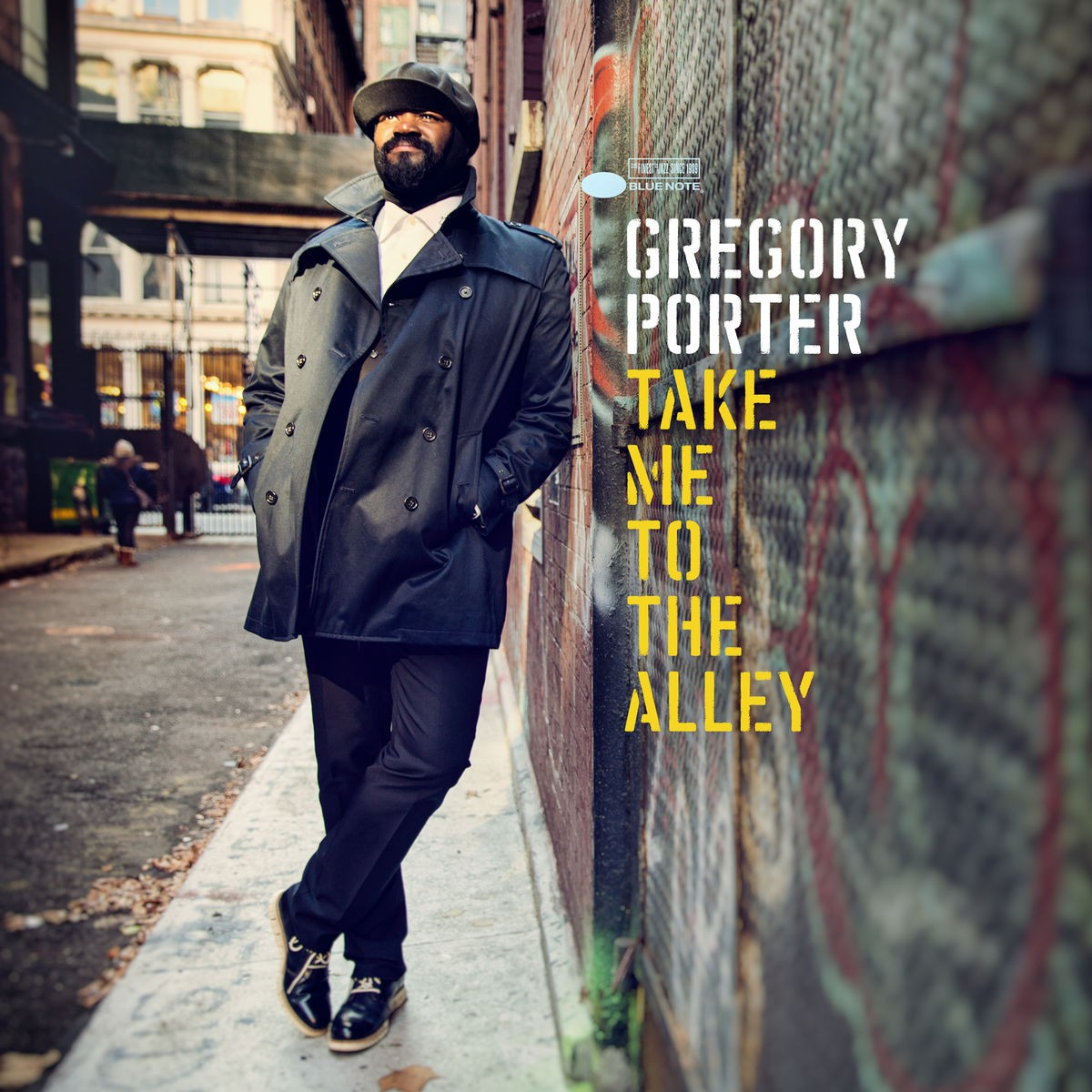 Gregory Porter - Take Me To The Alley CD - 06025 4781443