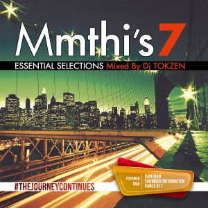 Dj Tokzen - Mthi's Essential Selection 7 CD - SLCD 410