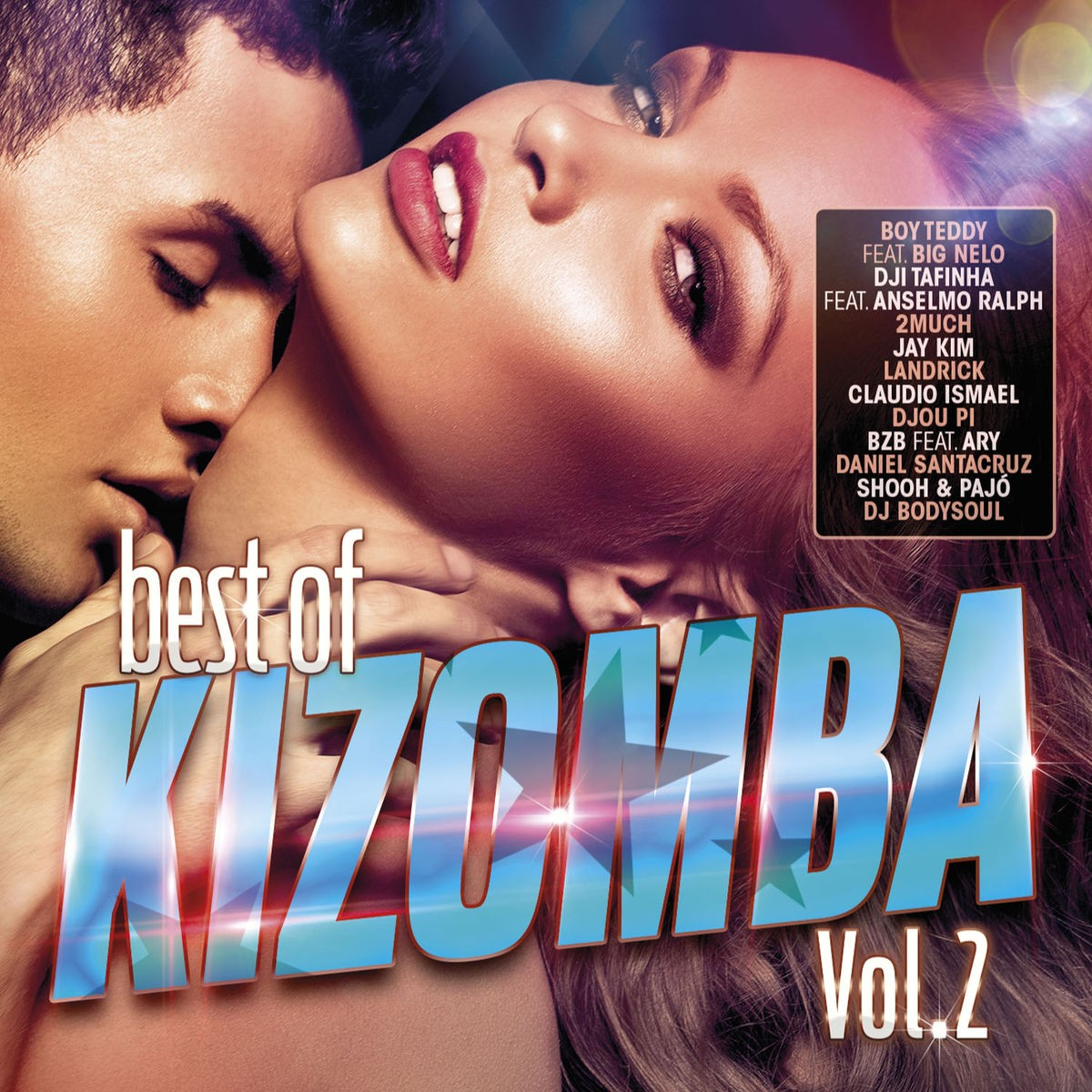 Best Of Kizomba Vol.2 CD - 11.80.9729