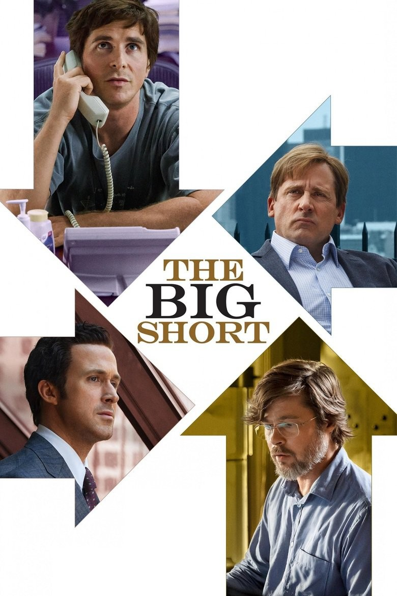 The Big Short DVD - EL141525 DVDP