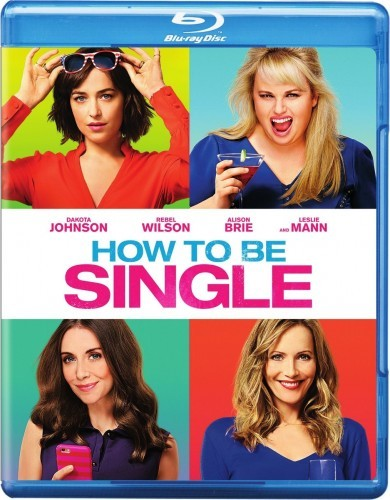 How to Be Single Blu-Ray - Y34144 BDW