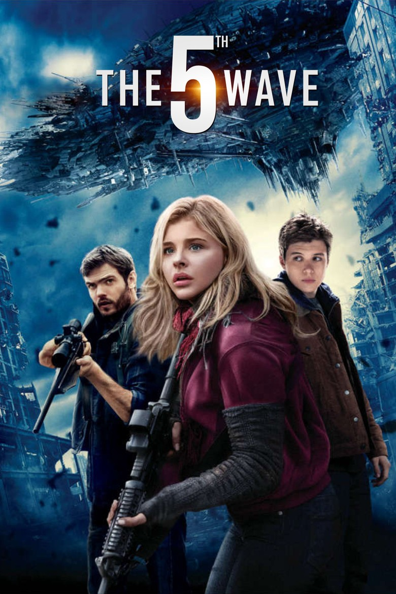 The 5th Wave DVD - 10226360