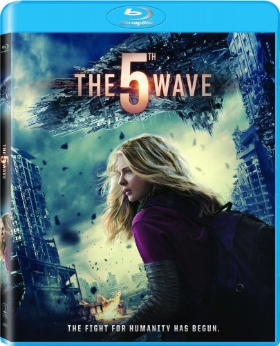 The 5th Wave Blu-Ray - 10226363
