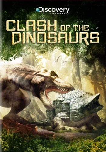 Clash of the Dinosaurs DVD - 10226368