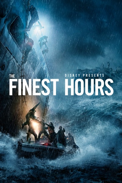 The Finest Hours DVD - 10226492