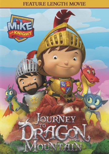 Mike the Knight: Journey to Dragon Mountain DVD - SHTD-228