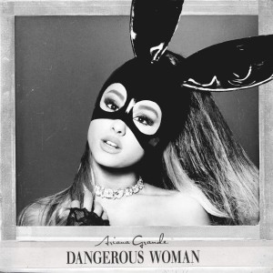 Ariana Grande - Dangerous Woman CD - 06025 4787109