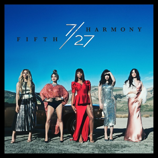 Fifth Harmony - 7/27 (Deluxe) CD - CDEPC7176