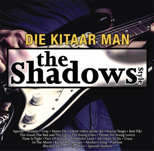 Die Kitaar Man - Shadows [CD]