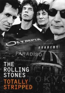 The Rolling Stones - Totally Stripped DVD - 50345 0412247