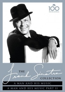 Frank Sinatra - A Man And His Music + A Man And His Music Part II DVD - 50345 0412307