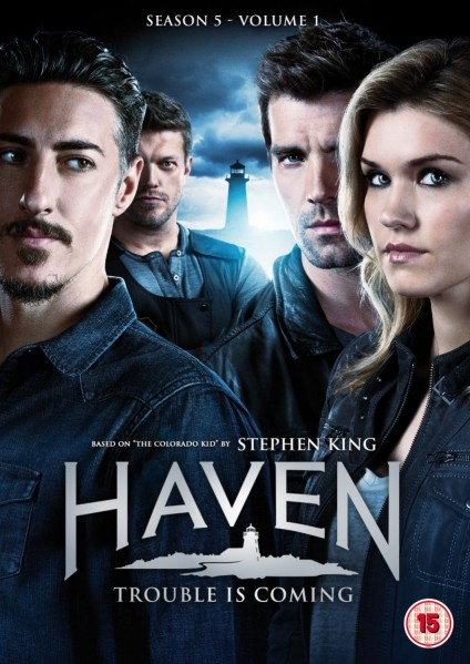 Haven: Season 5 Part 1 DVD - SEND-090