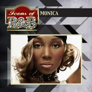 Monica - Icons Of R&B CD - CDAST583