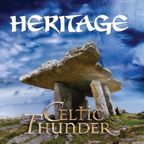 Celtic Thunder - Heritage CD - 88875087702