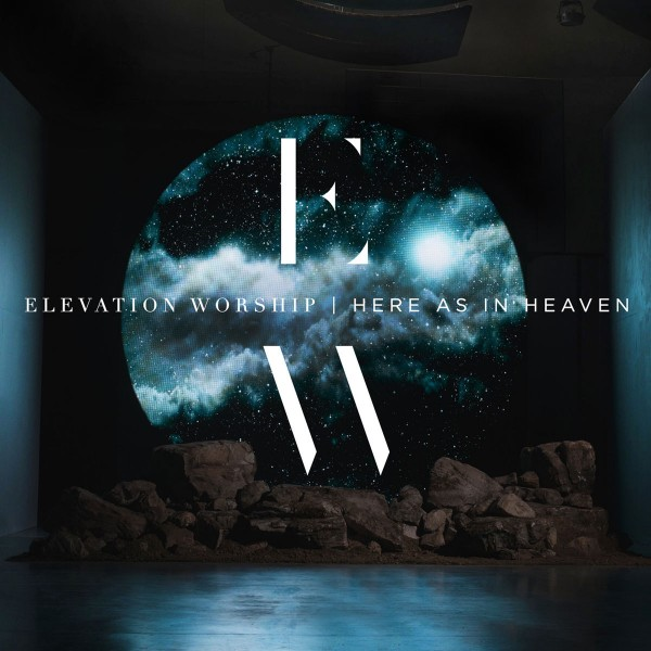 Elevation Worship - Here as in Heaven CD - 04023233460