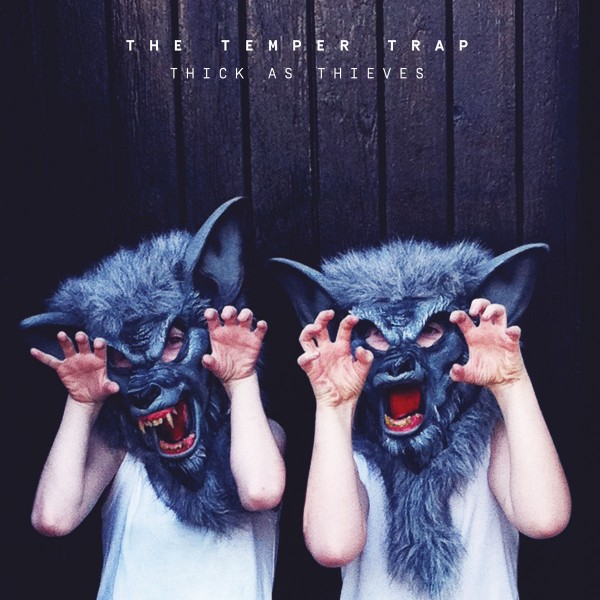 The Temper Trap - Thick as Thieves CD - INFECT 289CD