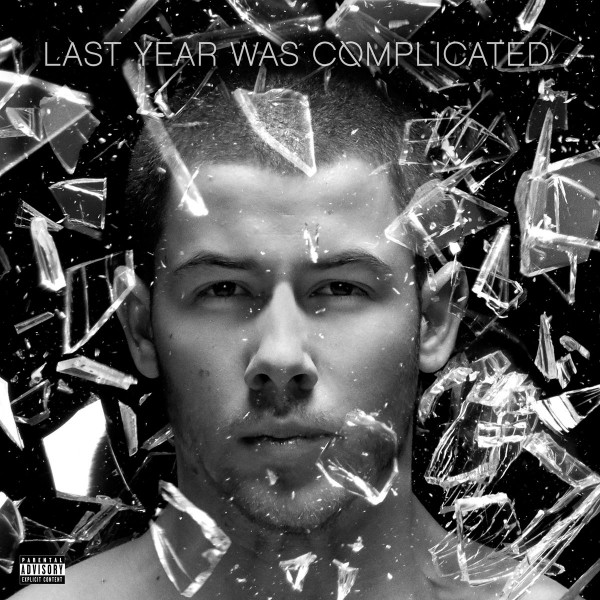 Nick Jonas - Last Year Was Complicated CD - 06025 4785974