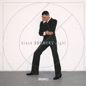Maxwell - blackSUMMERS'night CD - CDCOL7602