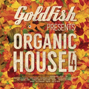 Goldfish - Goldfish Presents: Organic House 4 CD - CDBSP3353