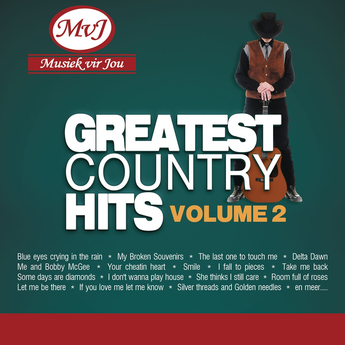 The Country Boys - Greatest Country Hits Vol.2 CD - CDSEL0198