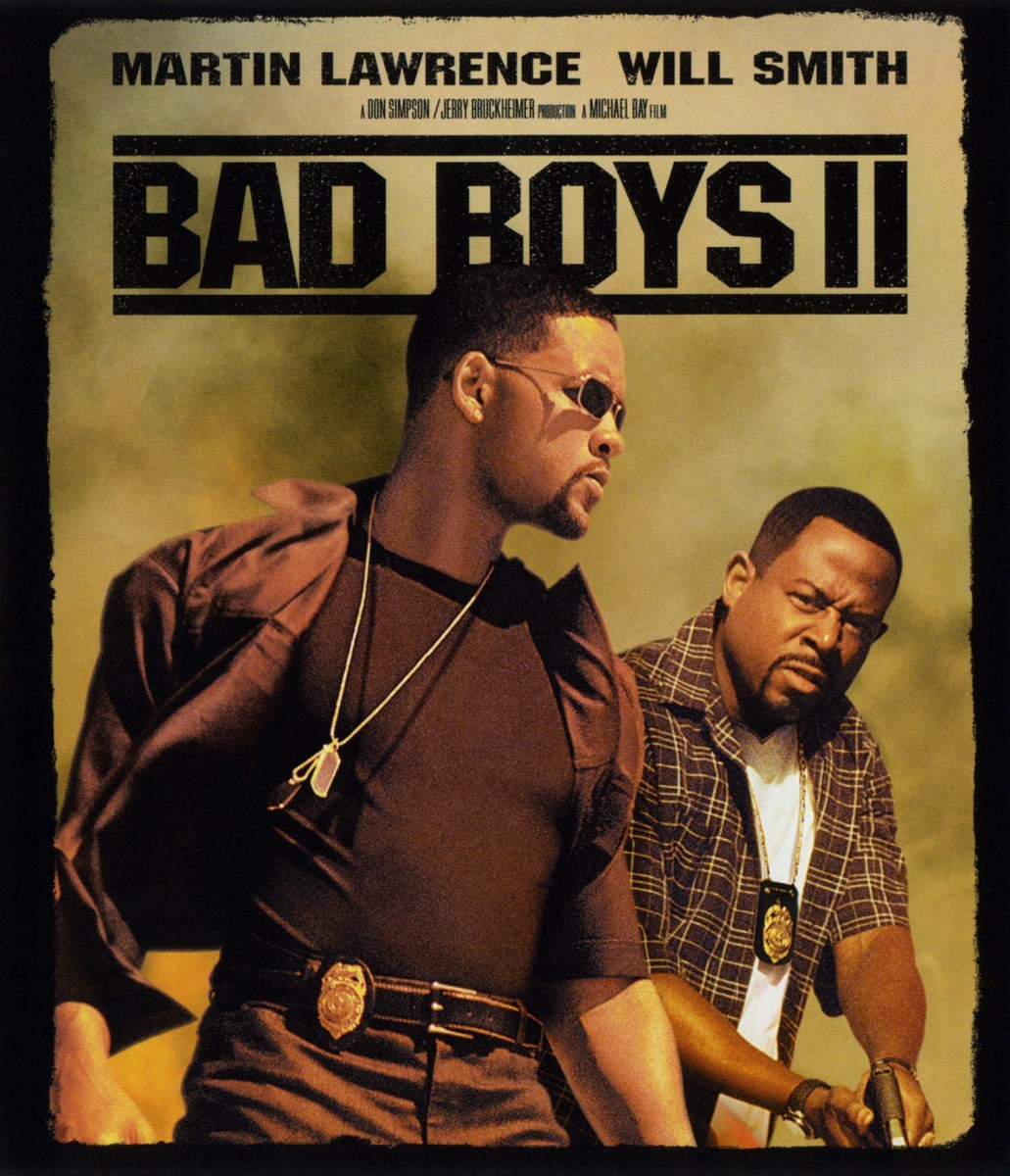 Bad Boys II Blu-Ray - 10226179