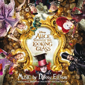 Danny Elfman - Alice Through the Looking Glass (Original Motion Picture Soundtrack) CD - 00500 8732827