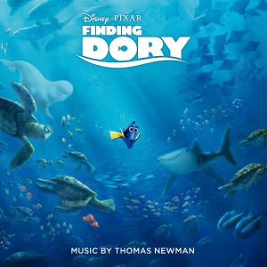 Thomas Newman - Finding Dory (Original Motion Picture Soundtrack) CD - 00500 8732828