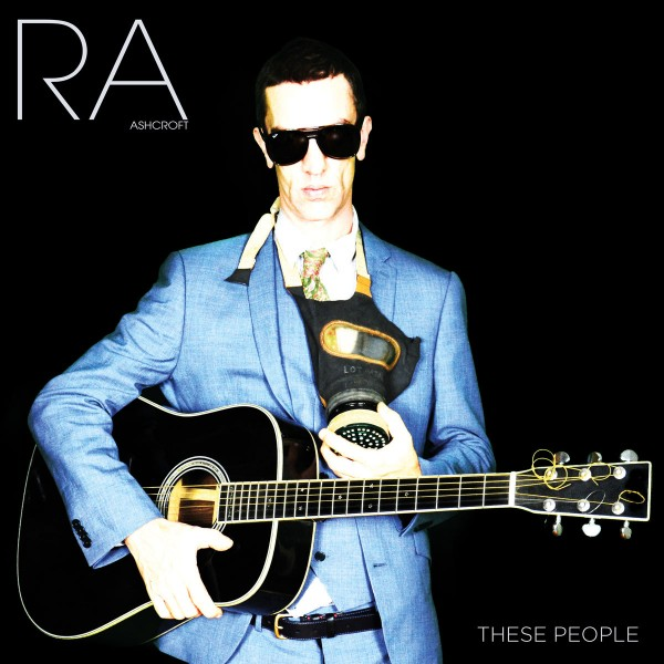 Richard Ashcroft - These People CD - RPACD 001