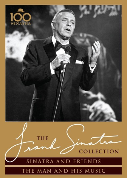 Frank Sinatra - Sinatra And Friends + The Man And His Music DVD - 50345 0412327