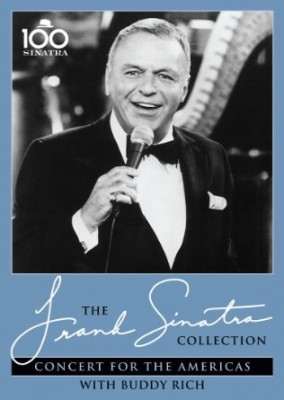 Frank Sinatra - Concert For The Americas DVD - 50345 0412337