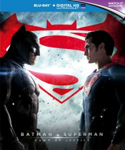 Batman v Superman: Dawn of Justice Blu-Ray - Y34210 BDW