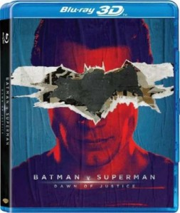 Batman v Superman: Dawn of Justice 3D Blu-Ray+Blu-Ray - Y34211 BDW