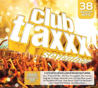Club Traxxx 17 CD - CSRCD404