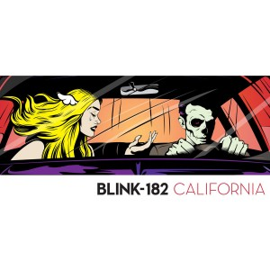 Blink-182 - California CD - 7559794547