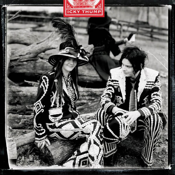 The White Stripes - Icky Thump VINYL - XLLP271