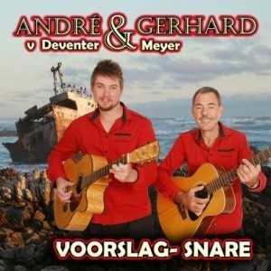 Gerhard Meyer & Andre Van Deventer - Voorslag Snare CD - LEOCD320