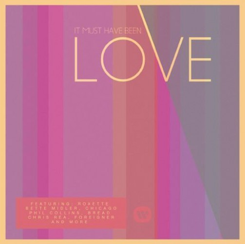 It Must Have Been Love - An Essential Love Collection CD - CDESP 455