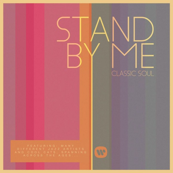 Stand By Me - Classic Soul CD - CDESP 458