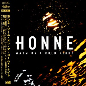 HONNE - Warm On A Cold Night CD - ATCD 10422