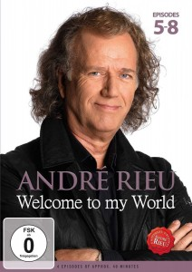 Andre Rieu - Welcome To My World Part 2 DVD - 06025 4763389
