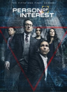 Person of Interest: Season 5 DVD - Y34267 DVDW