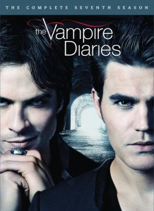 The Vampire Diaries: Season 7 DVD - Y34307 DVDW