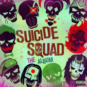 Suicide Squad: The Album CD - ATCD 10423