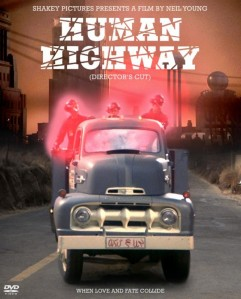 Neil Young - Human Highway DVD - 7599399679
