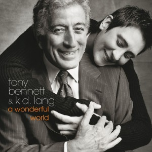 Tony Bennett & K.D. Lang - A Wonderful World CD - CDCOL7607