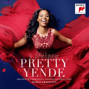 Pretty Yende - A Journey CD - CDSONY7577